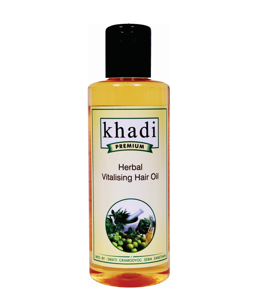 Khadi, Vitalising Hair Oil